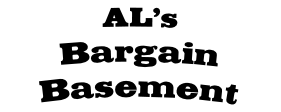 AL's  Bargain Basement